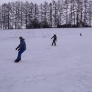 17. nebo na snowboardu.